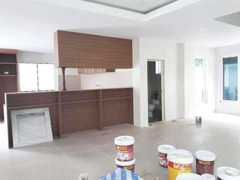 Coral Beach project villa 31 construction update 16.09.19