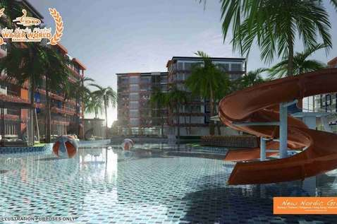 New Nordic Phuket Waterworld